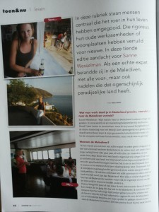 VertrekNL article Sanne Wesselman page 1