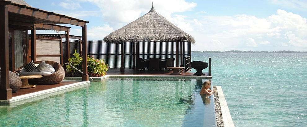 favorite resorts in the Maldives