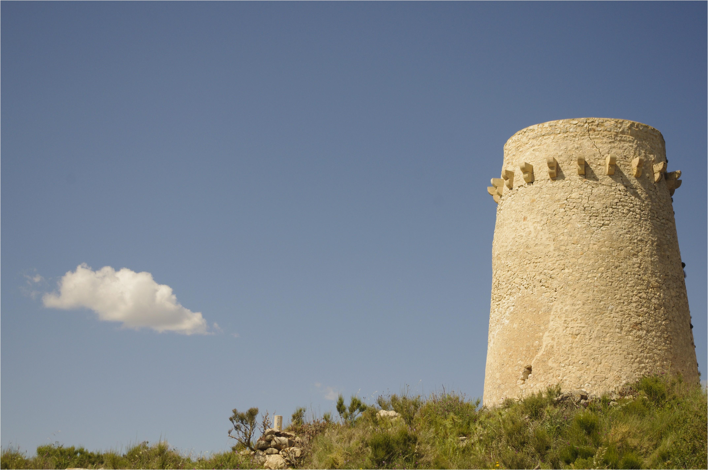 Torre de Vigilancia del Cap d´Or
