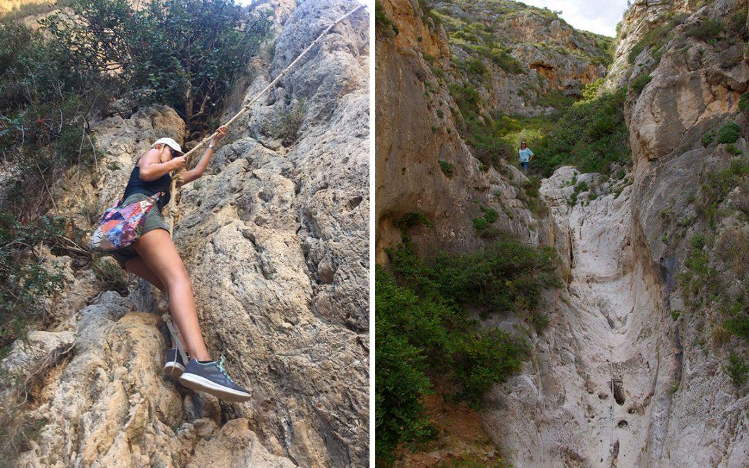 Hiking on Spain's Costa Blanca (& the Cala los Tiestos Hike)