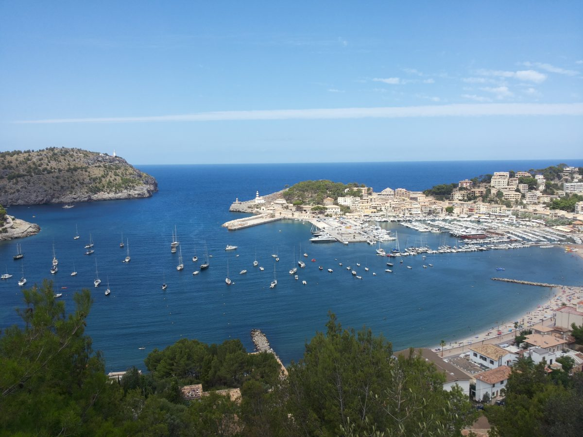 Port de Soller - a must visit place in Mallorca