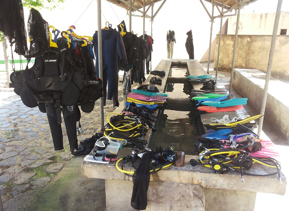 divemaster course in Mallorca Spain