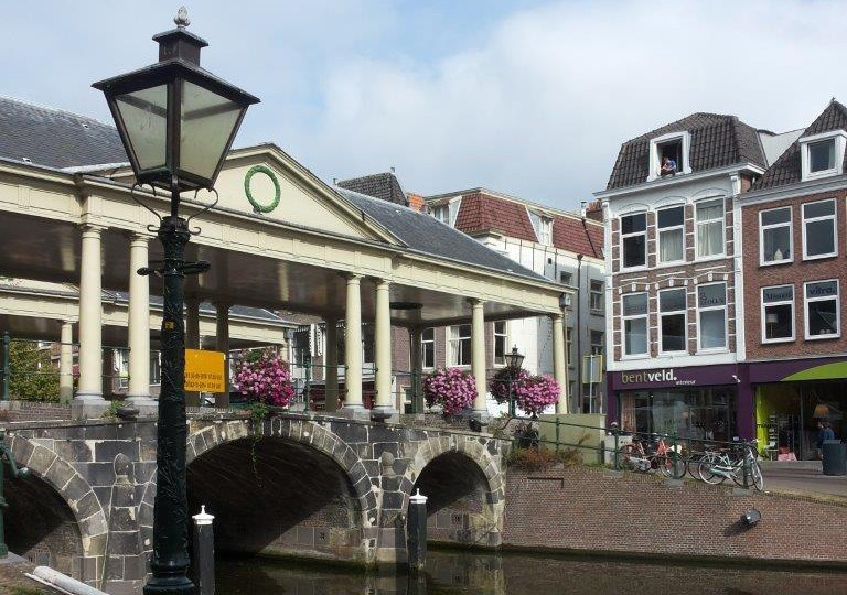 a picture of Leiden