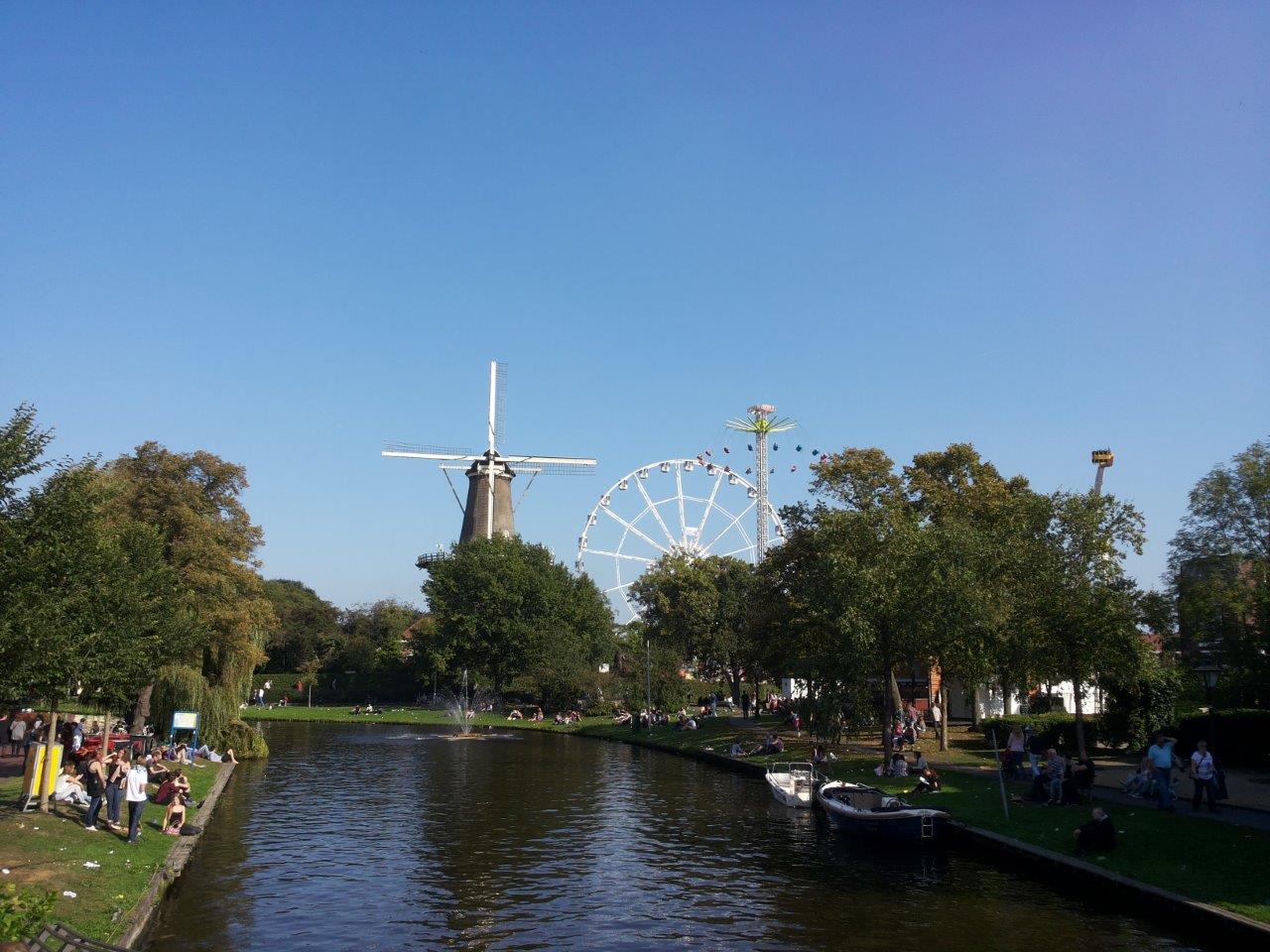 3 october festival in Leiden