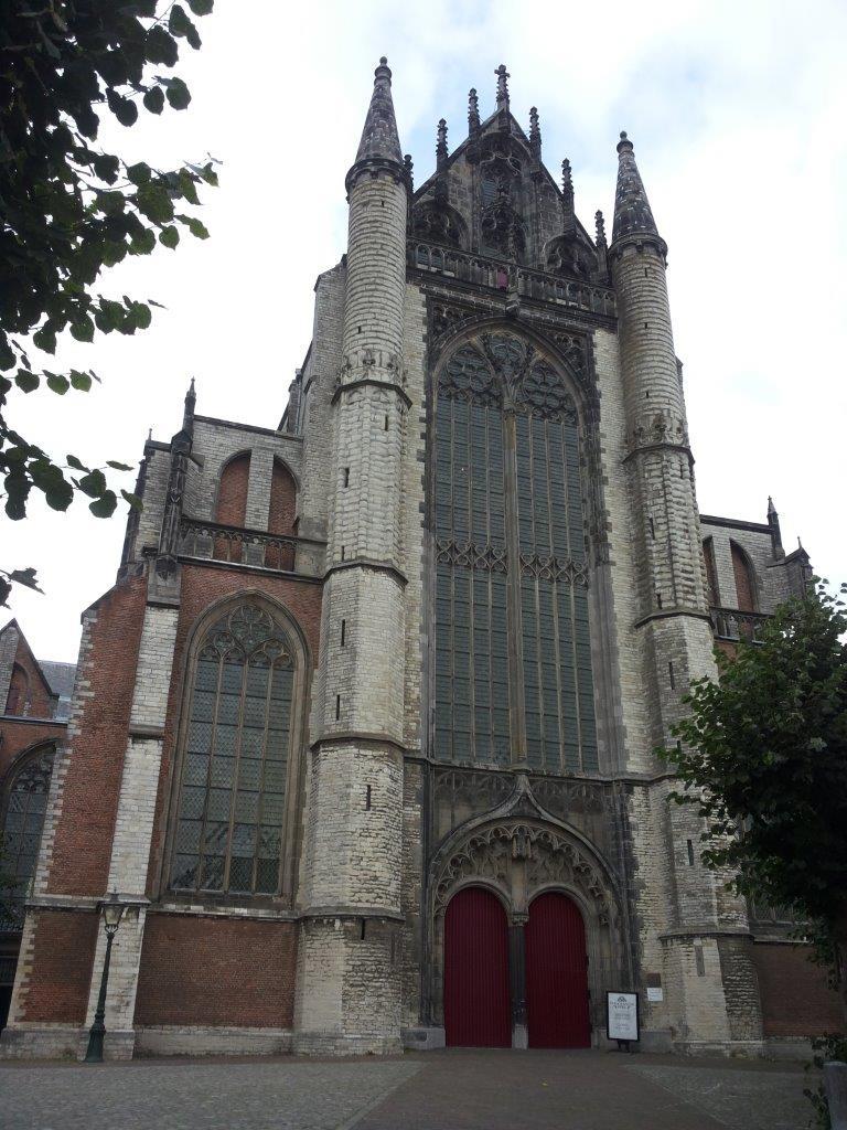 Picture of the Pieterskerk, Leiden