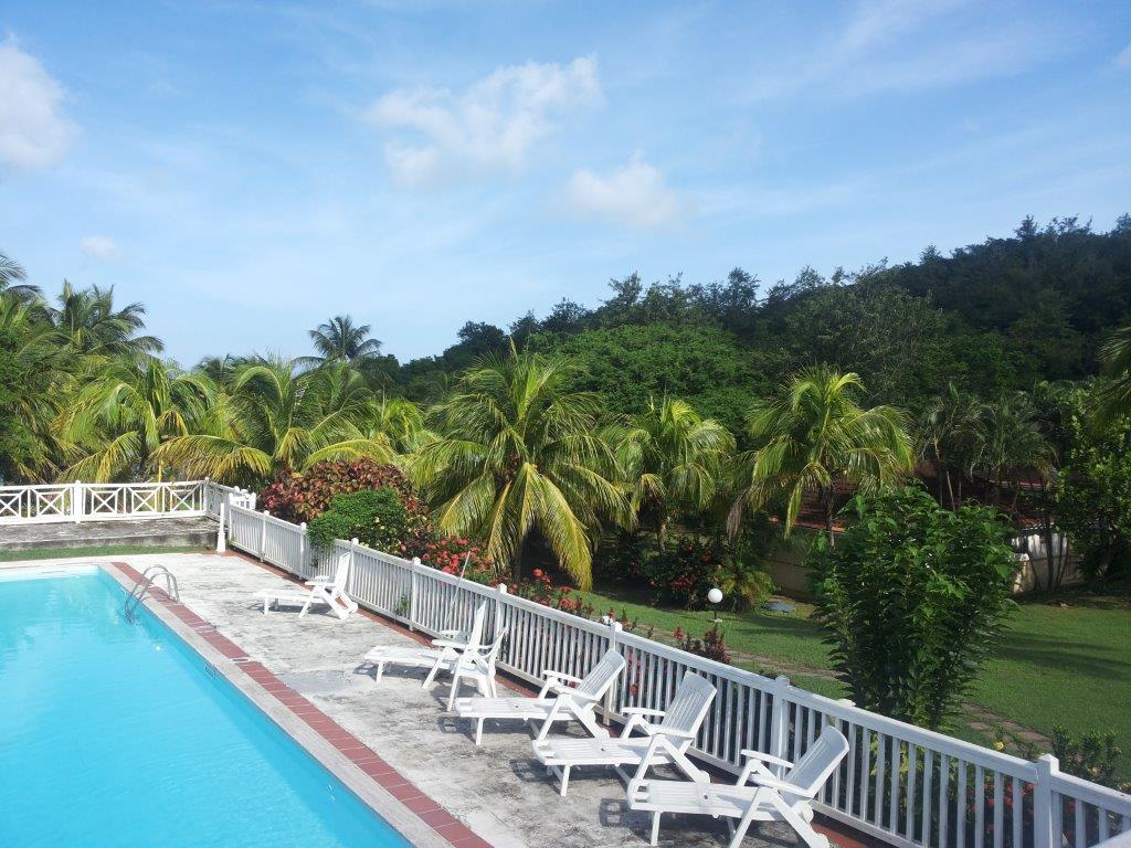 Hotel in Martinique, Caribbean