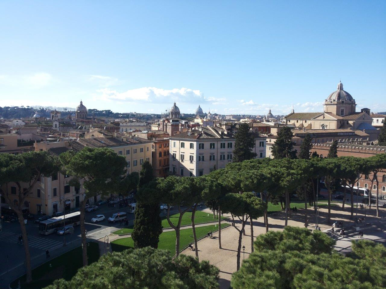 Hotel Ateneo Garden Palace in Rome, Termini Station, 4