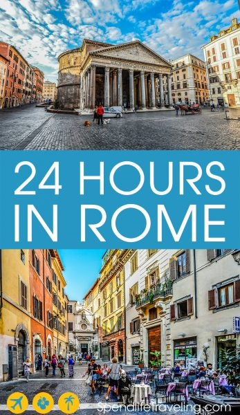 24 Hours in Rome: What to see & do