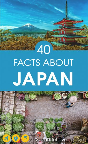 40 Interesting, unique and surprising facts about Japan