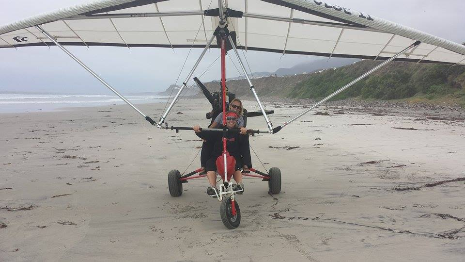 Flying a Microlight in Mexico