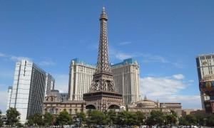 Paris Hotel Las Vegas - my favorite Las Vegas hotels