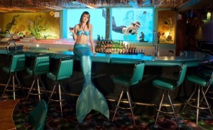Mermaid Bar - What to do in Las Vegas besides gambling