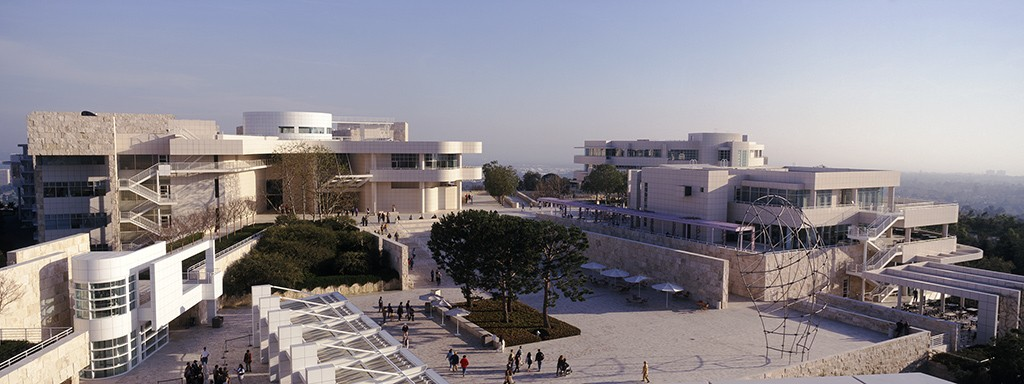 Getty Museum is a must visit on a weekend trip to LA