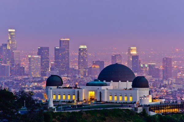 Griffith Park & Griffith Observatory - LA, California