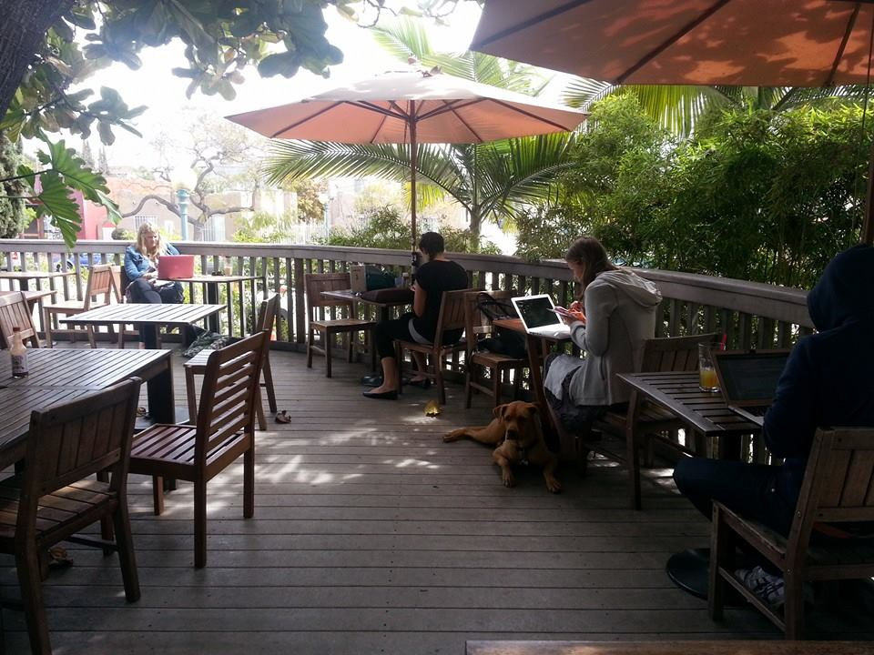 Krakatoa Cafe: best San Diego coffee shop to work from