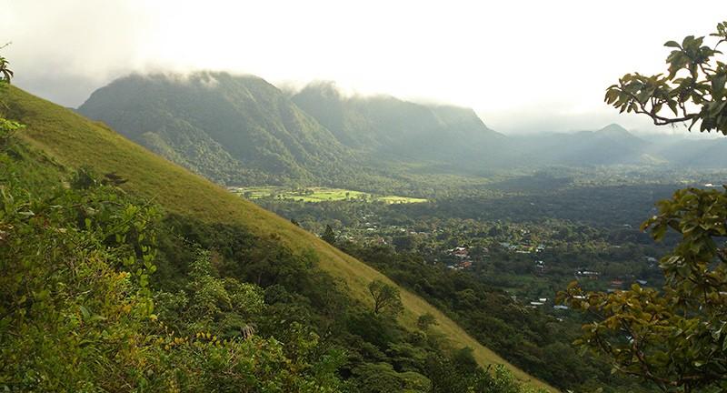 about El Valle de Anton, Panama
