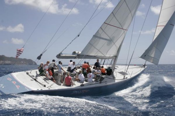 12 Metre sailing race St Maarten - Top things to do in St Maarten