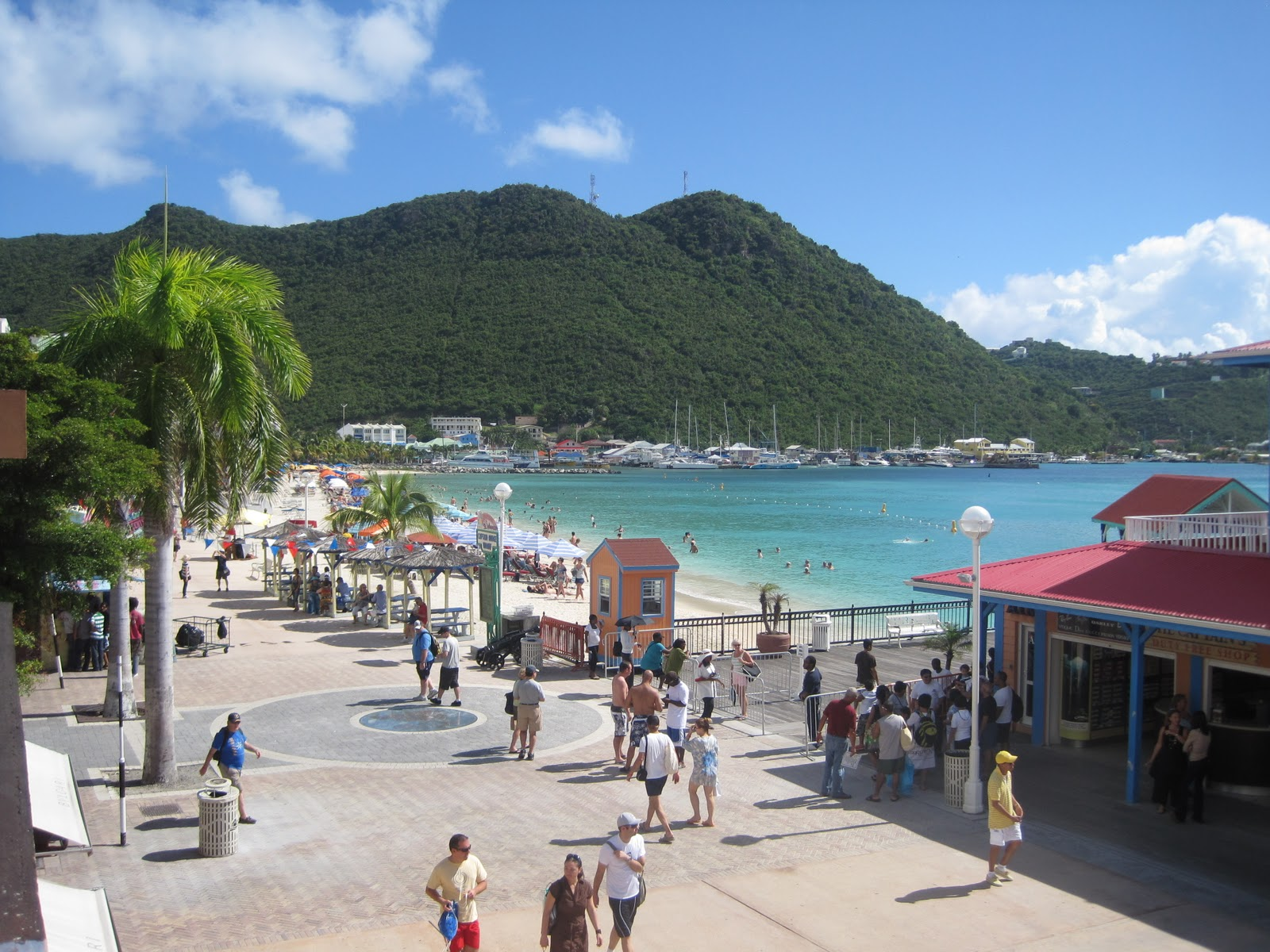 St Maarten Boardwalk - Things to do in St Maarten