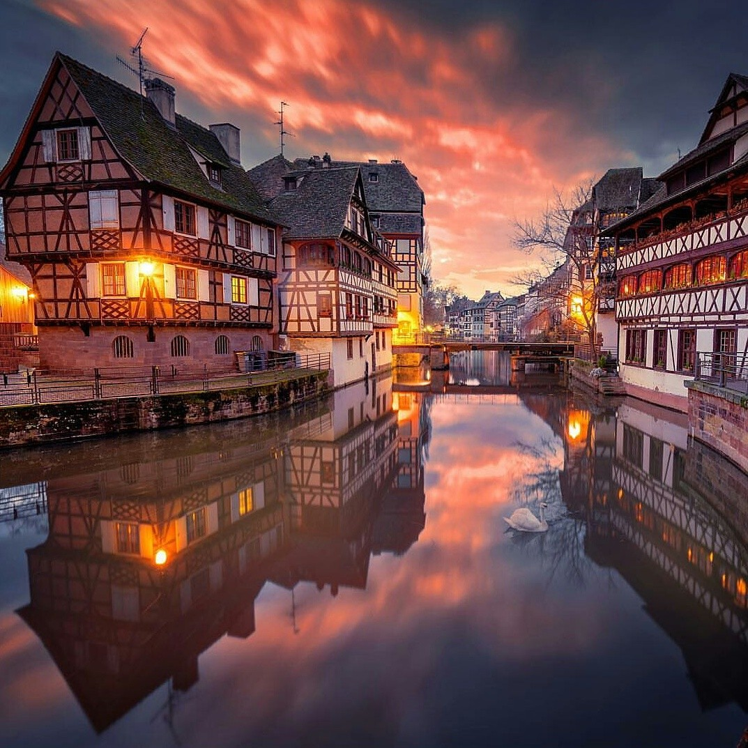 Travel inspiration - where to travel to next: Strasbourg, France