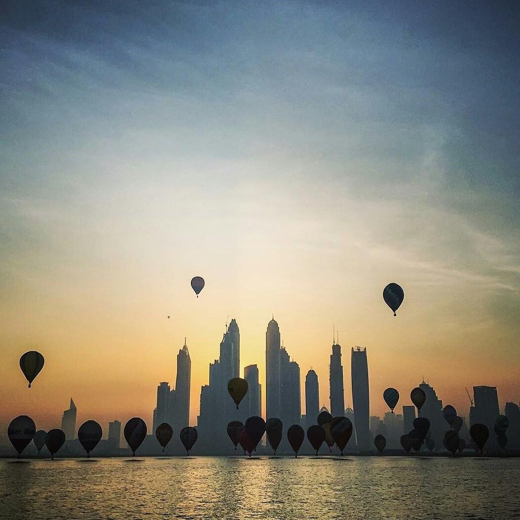 Where should I go on vacation: Dubai Marina, Dubai, United Arab Emirates