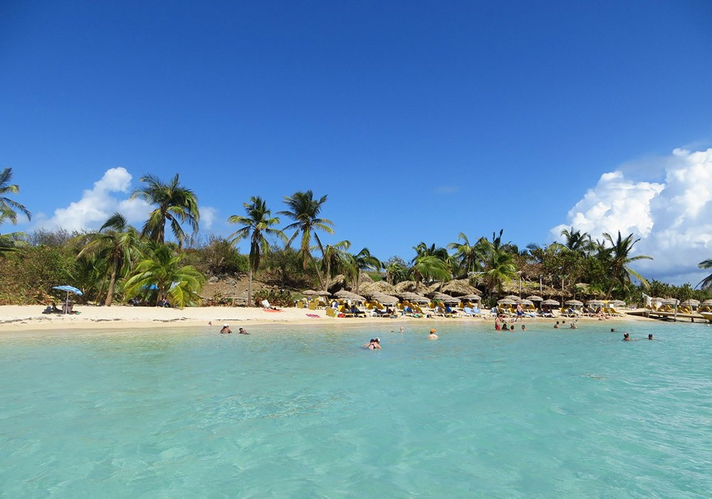 things to do in st. martin: Pinel island
