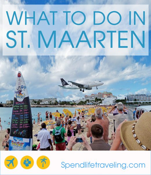 What to do on the caribbean island of St Maarten & St Martin