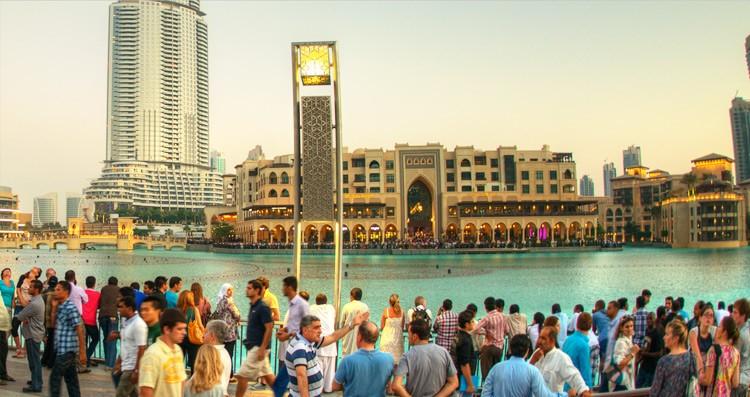 Dubai population facts