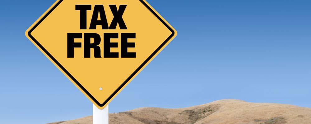 Dubai tax free