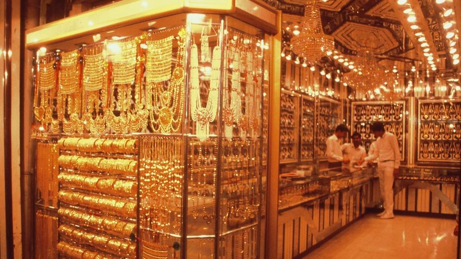 Dubai loves gold