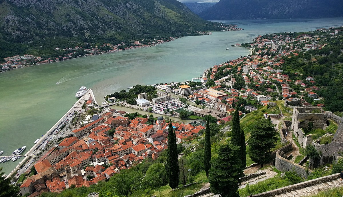 Places to visit around the Bay of Kotor - Kotor, Montenegro