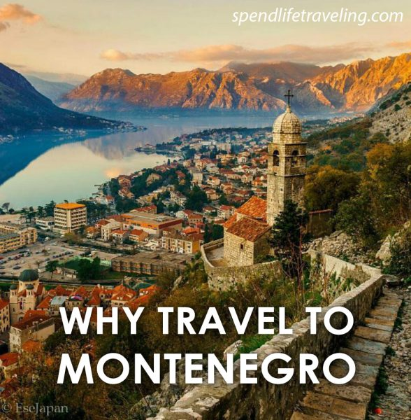 why travel to Montenegro