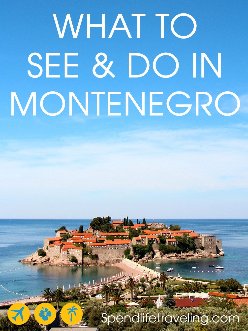 Find Out Why #Montenegro is Well Worth a Visit. A practical guide to where to go and what to do in this surprisingly beautiful country. #traveltip #balkans
