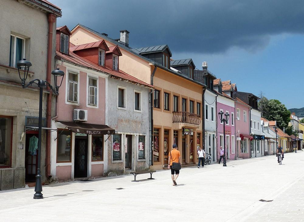 where to go in Montenegro: Cetinje