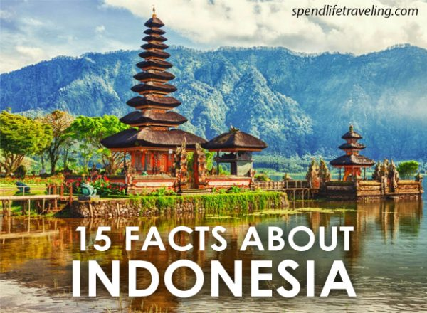 15 Facts about Indonesia