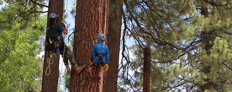 What to do on a weekend trip to Big Bear Lake - adventure sports