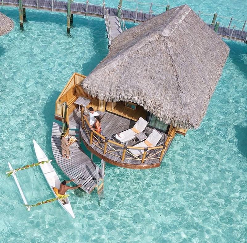 Travel Inspiration: Bora Bora, French Polynesia