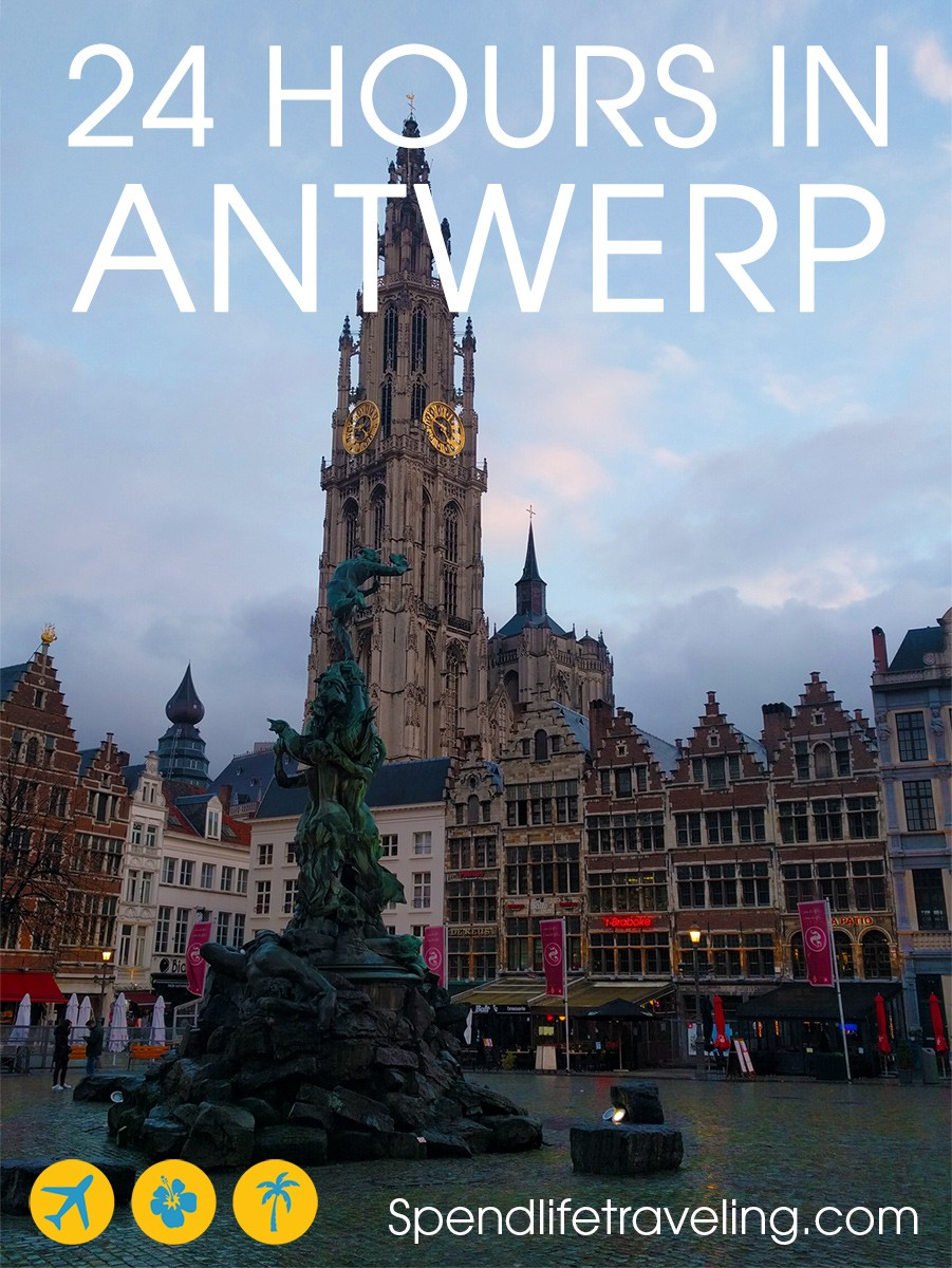 A Practical Guide to Antwerp, Belgium