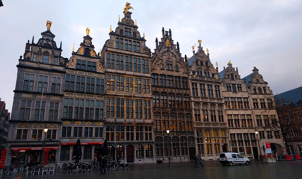 24 Hours in Antwerp, Belgium: A Practical Guide