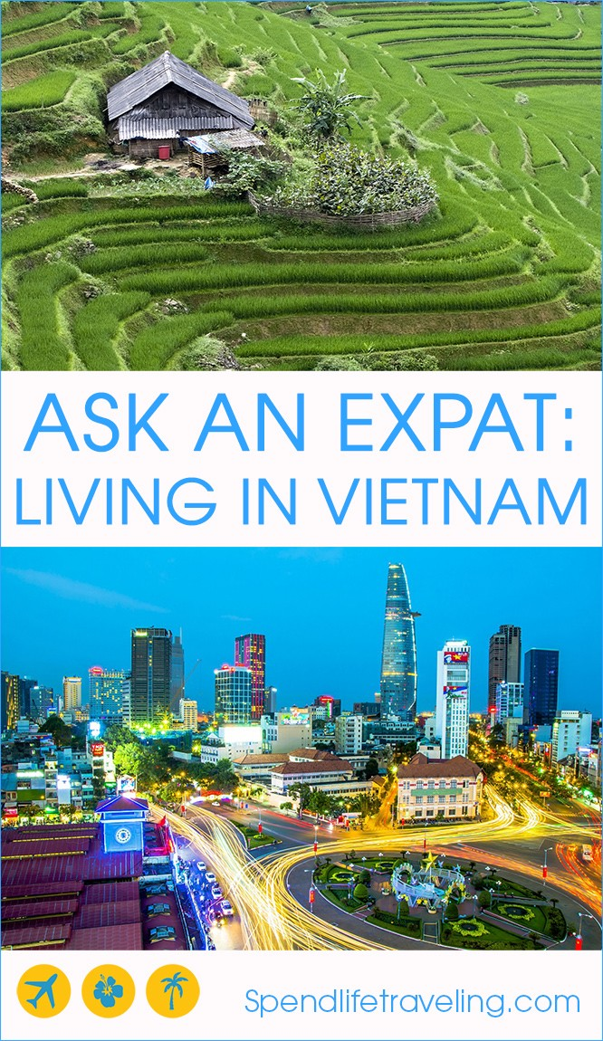What is Vietnam really like? Interview with an expat about moving to and living in Ho Chi Minh City, Vietnam.