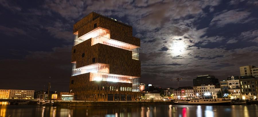24 Hours in Antwerp - Visit MAS museum
