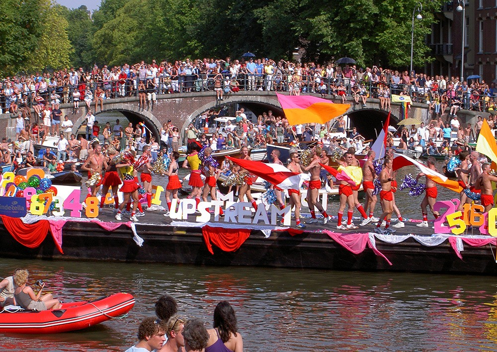 Amsterdam events: gay price