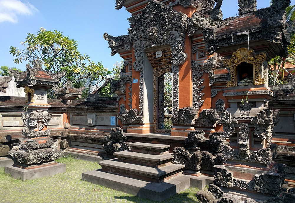 Bali, Indonesia - temples