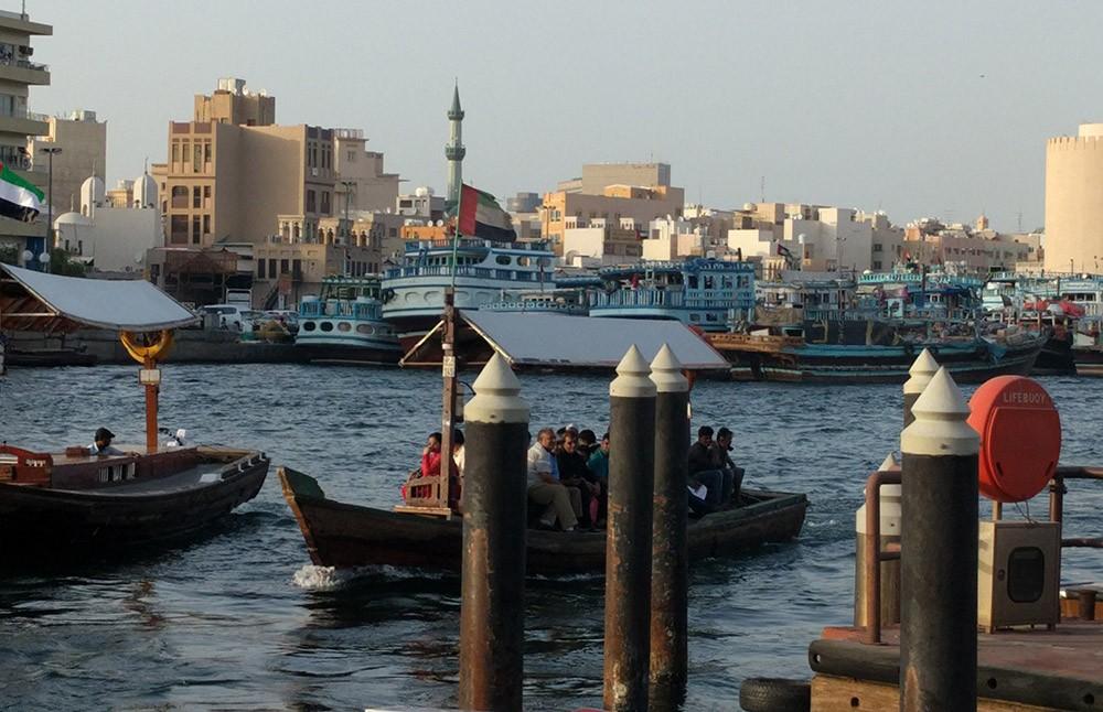Visit Dubai Old Town