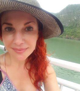 Guest blogger Cherene