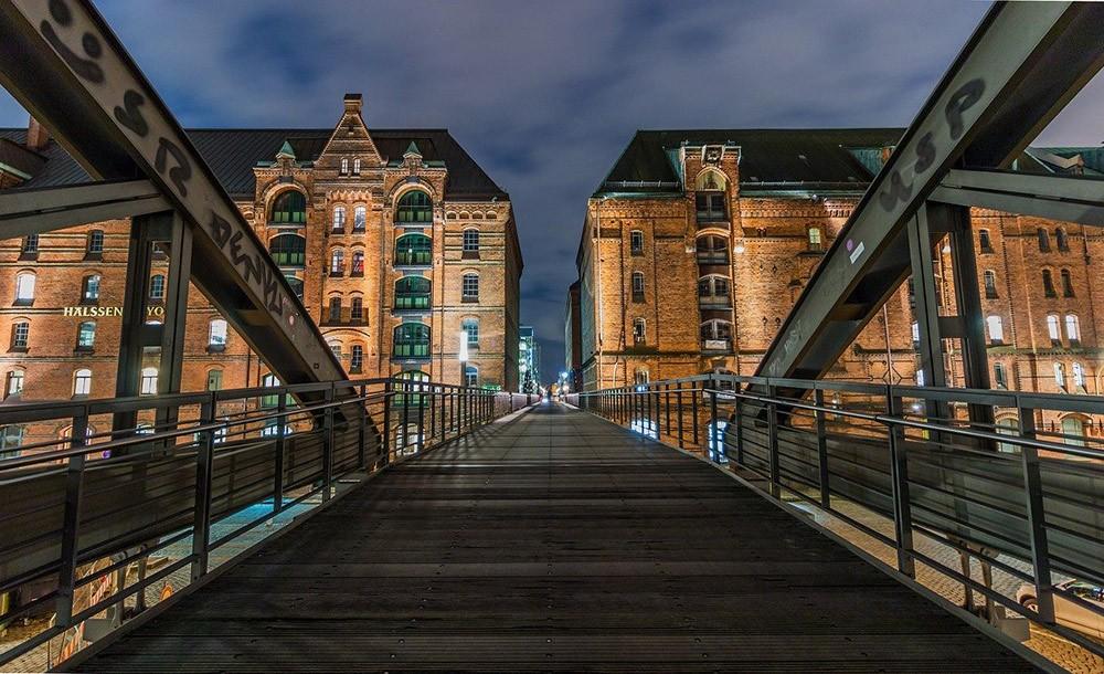 living in Hamburg