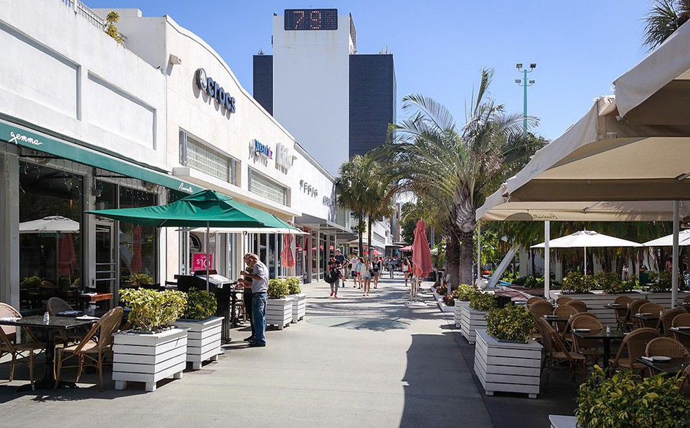 Lincoln Road, Miami