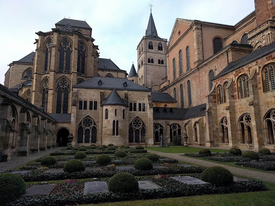 what to see and do in Trier Germany: Trierer Dom