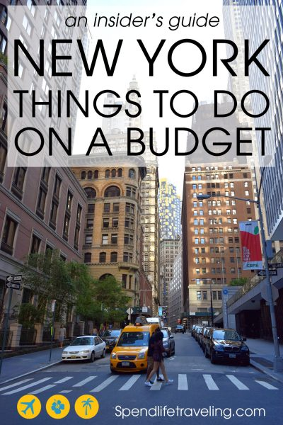 New york an insider 39 s guide to things to do in nyc on a for Thing to do new york