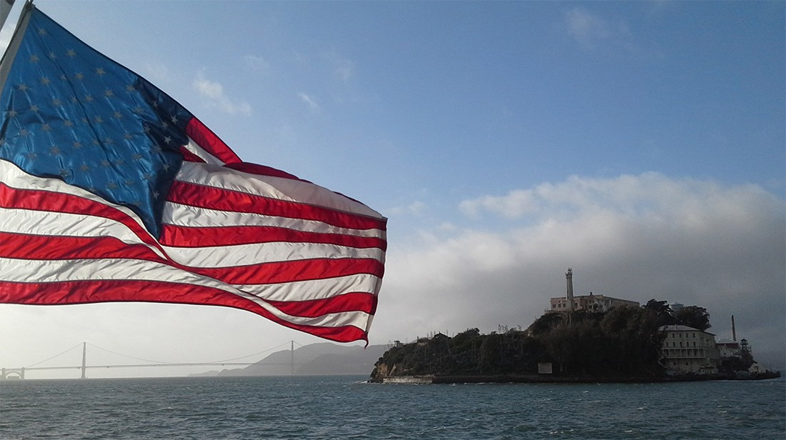 San Francisco must visit: Alcatraz