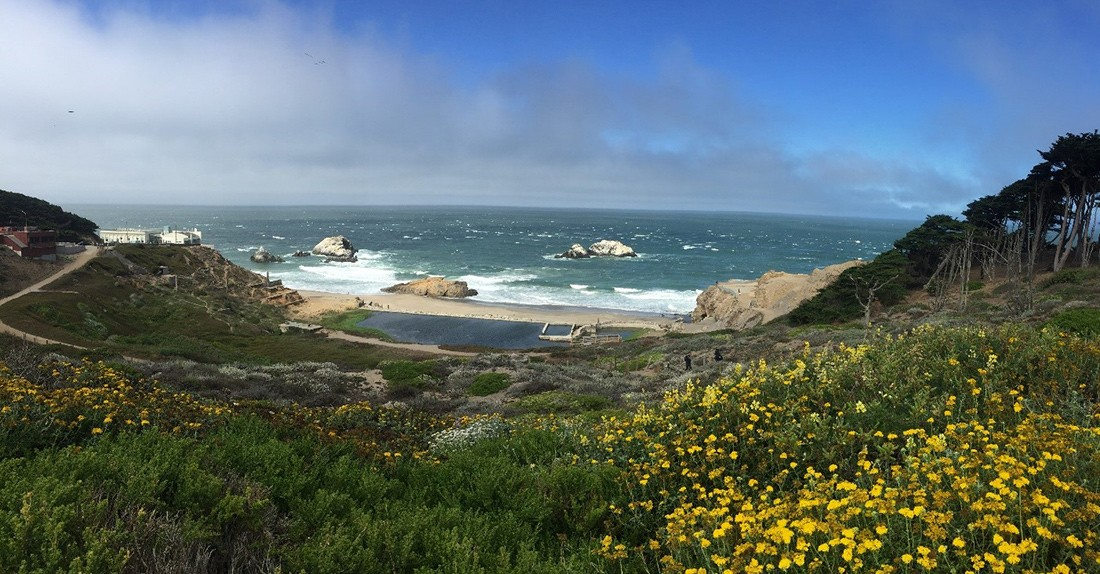 San Francisco must visit: Sutro Baths